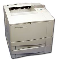 HP 4000TN Refurbished Laser Printer <font color=red><b>