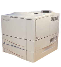 HP 4000T Refurbished Laser Printer <font color=red><b>