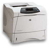 HP 4350N Network Ready Refurbished Laser Printer <font color=red><b>